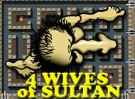 4 Wives of Sultan adult game