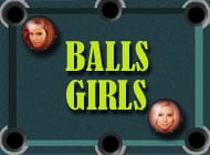 Balls Girls adult game