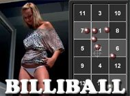 BilliBall adult game