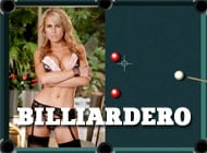 Billiardero adult game