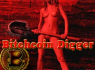 Bitchcoin Digger adult game