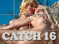 Catch 16 adult game