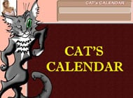 Cat Calendar adult game
