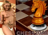 Chess2048 Adult game