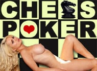 Chess-Poker adult game