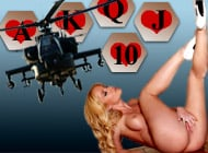 Chopper Poker adult game