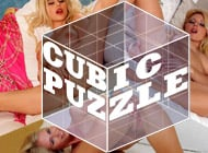 Cubic Puzzle adult game