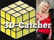 3D-Catcher strip game