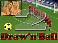 Draw n Ball-2 adult game