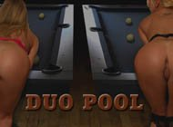 Duo Pool adult game