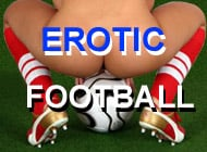 Erotic Football adult game
