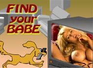 Find Your Babe adult game