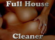Full House Cleaner adult game