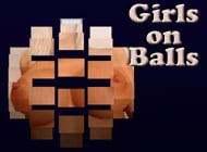 Girls on Balls adult game