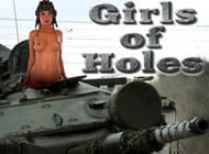 Girls of Holes adult game
