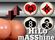 HiLo mASShine Adult game