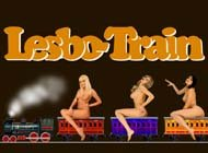 Lesbo-Train adult game