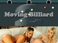Moving Billiard-2 adult game