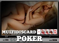 MultiDiscard Poker adult game