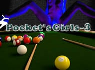 Pockets Girls-3 adult game