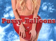 Pussy Balloons adult game