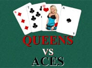 Queens Vs Aces adult game