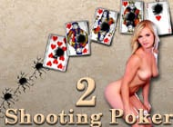 Shooting Poker-2 adult game