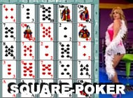 Square-Poker adult game