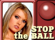 Stop the Ball strip game