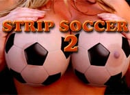 Strip Soccer-2 adult game
