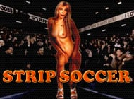 Strip Soccer adult game