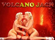 Volcano Jack strip game