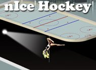 nIce Hockey adult game